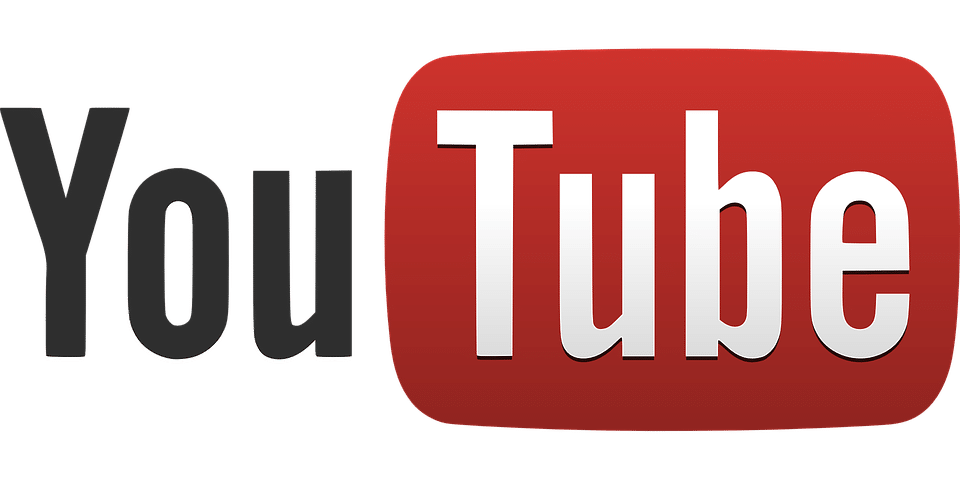 YouTube icon wide